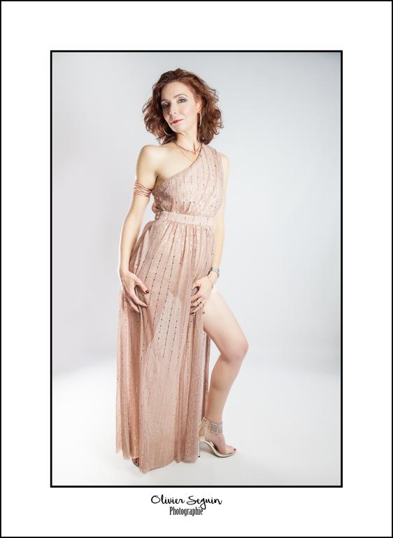 sandrine glamour